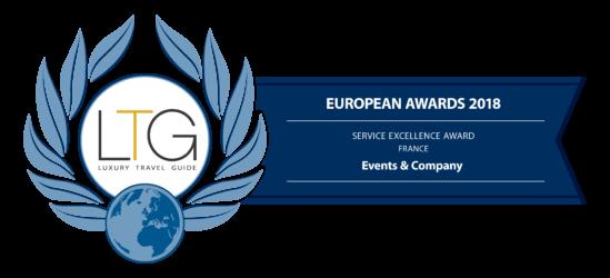Service Award Winner